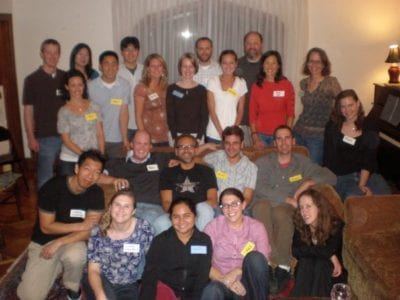 Newbigin Fellowship Cohort Year 1